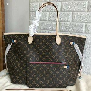 Louis Vuitton Neverfull Check description